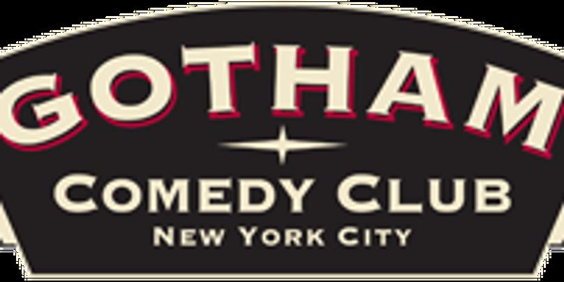 APRIL 27 GOTHAM COMEDY CLUB