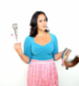 Ritu Chandra stand up comedian lives in New Jersey with her family.