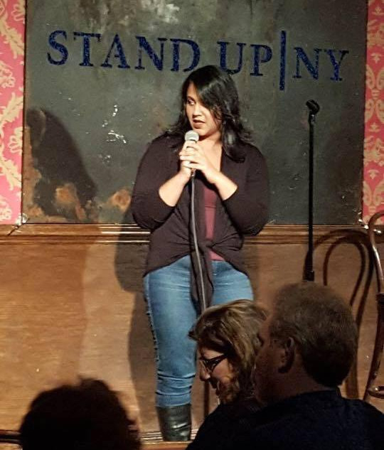 Been peforming regularly at Stand Up NY (NYC) since August 2016