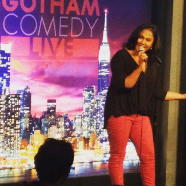 Gotham Comedy Club, NYC