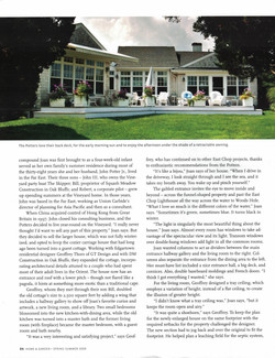 Marthas Vineyard Magazine Home & Garden Spring-Summer 2009 {Page 34}