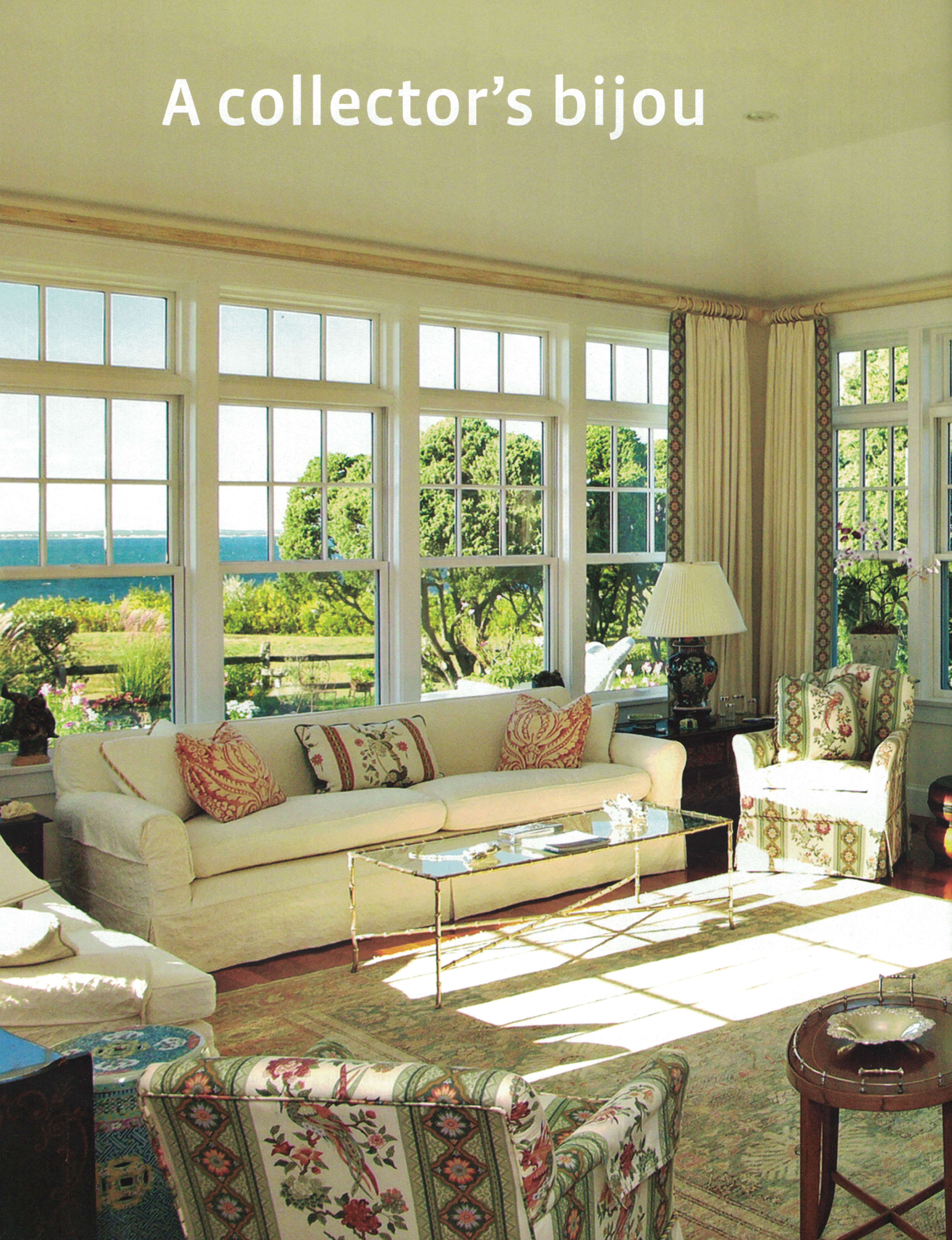 Marthas Vineyard Magazine Home & Garden Spring-Summer 2009 {Page 32}