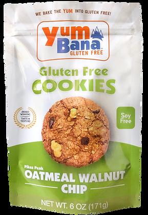 Oatmeal Walnut Chip Cookies
