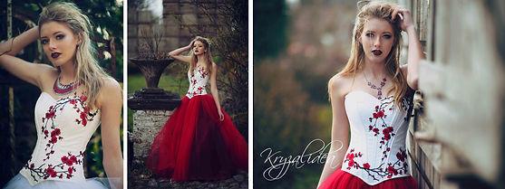 Robes de mariées, mariage au château