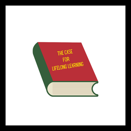 The case for lifelong learning