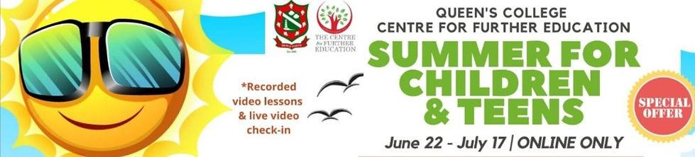 Summer for Children & Teens - Banner.jpg