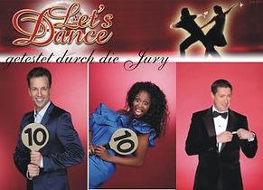 Lets Dance Jury