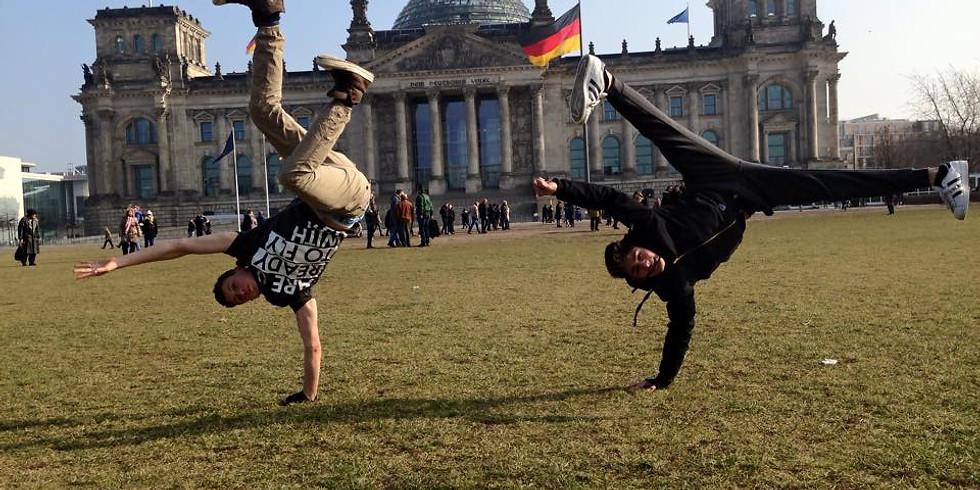 Breakdance  MI 17:30  08.09.21