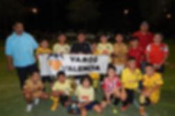 Valencia F.C.  2007 sub-campeonato..JPG