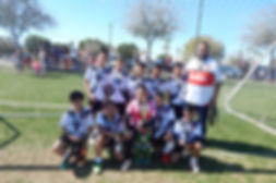Desert Xolos  por su Sub-Campeonato  Div