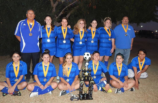 Indio FC Campeon Femenil.JPG