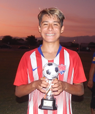 Marcos Elizalde JR Coachella United Camp