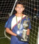 campeón_goleador_Leonardo_cadena_de_Aran