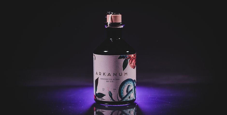 ARKANUM | Handcrafted Vienna Dry Gin
