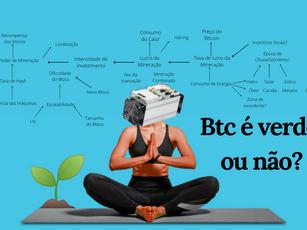 Um Guia com tudo que você precisa saber para se orientar na treta da energia do Bitcoin