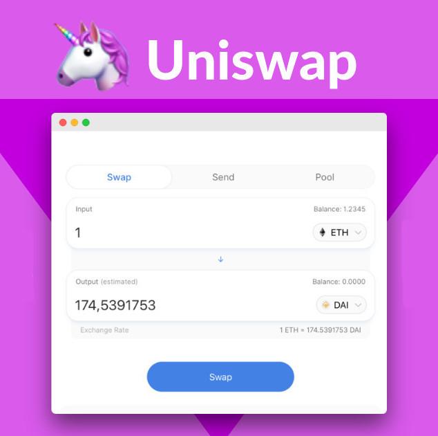 Uniswap, ações de vidas e tokenização de pessoas