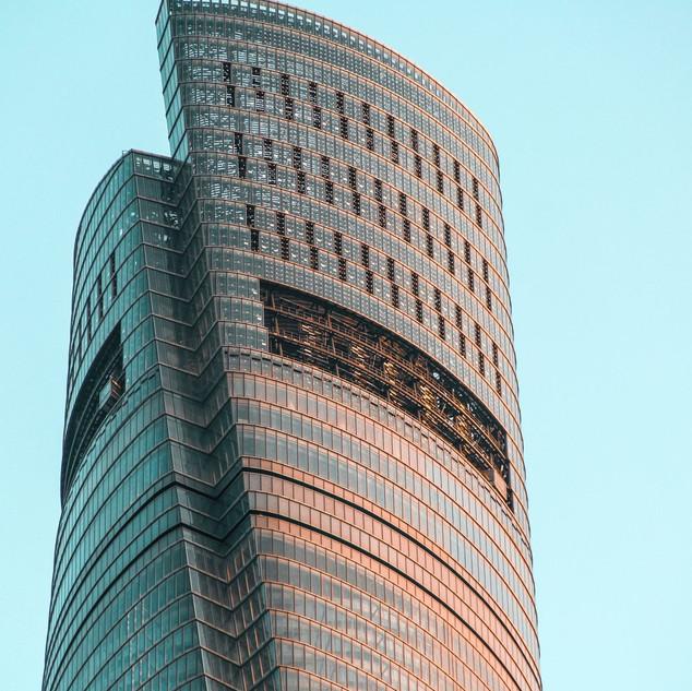 Shanghai Tower, alto e extremamente inteligênte