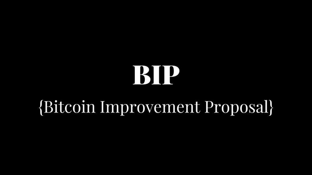 Cos'è un BIP - Proposta di miglioramento di Bitcoin?