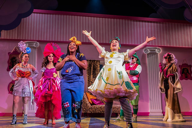 Cinderella Islanders Southwark Playhouse Ali Wright Theatre Photography Lyric Hammersmith