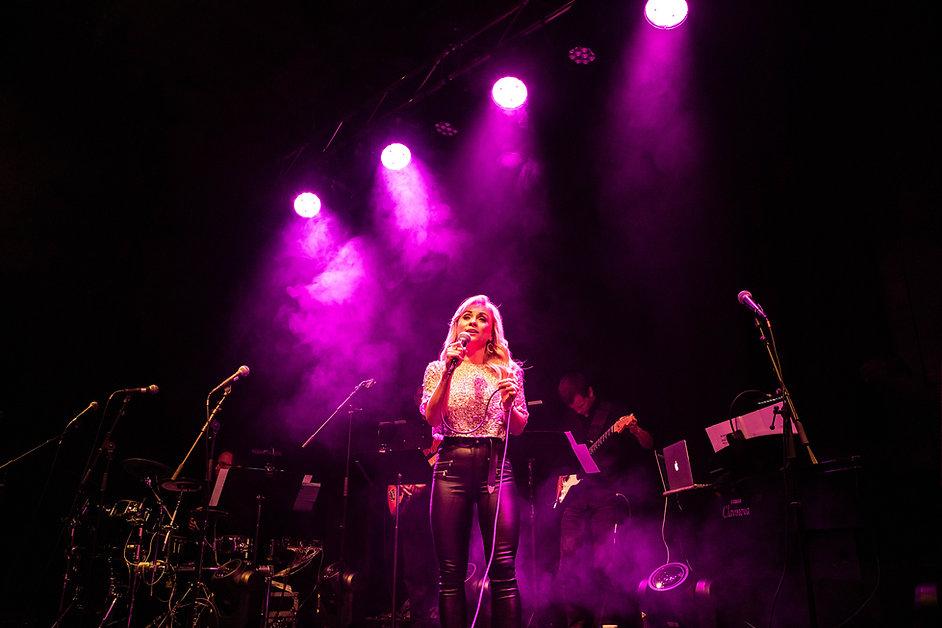 Divas Concert Ali Wright