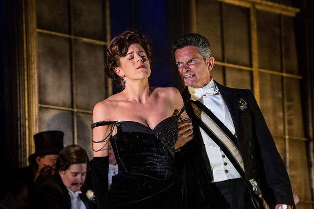 Ali Wright Opera Holland Park La Traviata