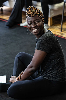 Ali Wright Theatre Photography Arcola Baba Segi