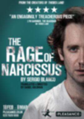 Rage Of Narcissus Ali Wright