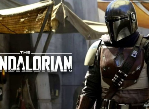 The Mandalorian Trailer Two: They Say You're the Best...Would You Agree?