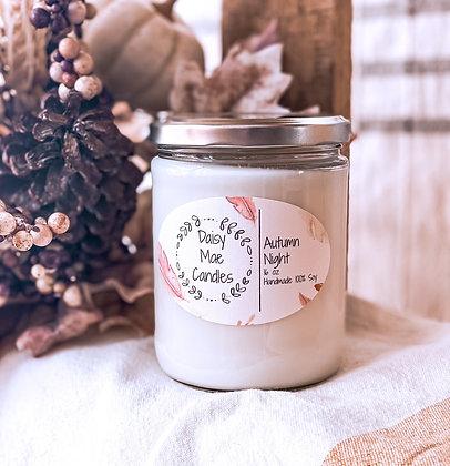 Autumn Night - 16 oz Candle