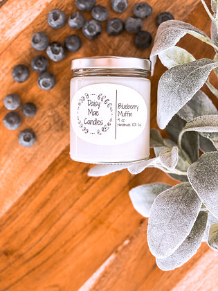 Blueberry Muffin - 9 oz Candle