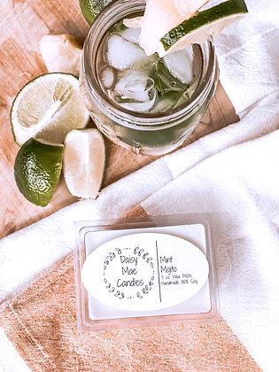 Mint Mojito - 3 oz Wax Melts