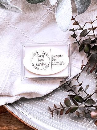Eucalyptus Mint - 3 oz Wax Melts