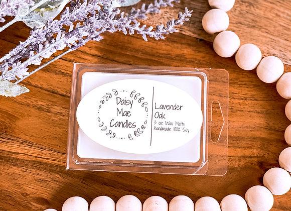 Lavender Oak - 3 oz Wax Melts