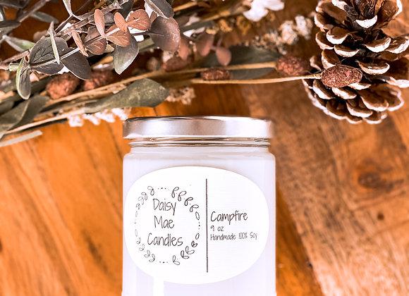 Campfire - 9 oz Candle