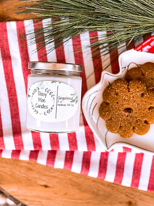 Gingerbread - 9 oz Candle