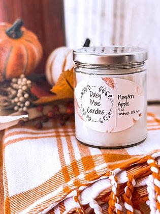 Pumpkin Apple - 9 oz Candle