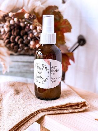 Apple Bourbon - 4 oz Room Spray