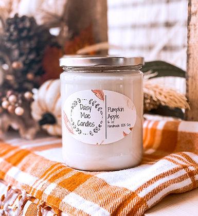 Pumpkin Apple - 16 oz Candle