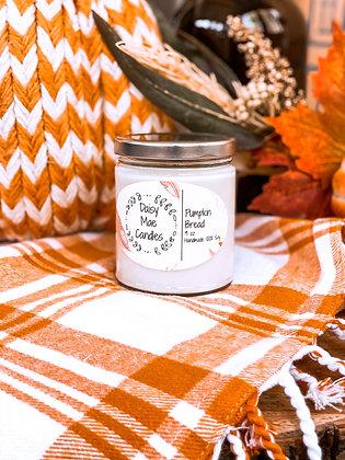Pumpkin Bread - 9 oz Candle