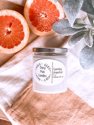 Sparkling Grapefruit - 9 oz Candle