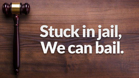Stuck in jail In Freehold NJ