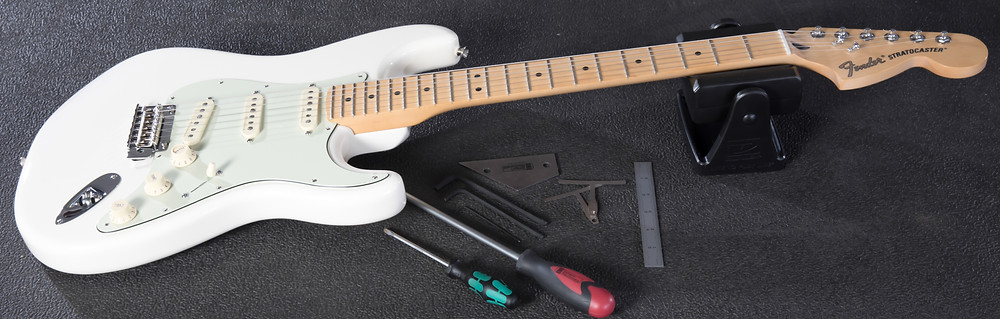 Adjusting relief, action, and intonation is the groundwork for getting the dream playability out of your guitar.