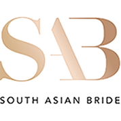 Logo of South Asian Bride magazine where DFW Phoenix Films was published for their wedding film.