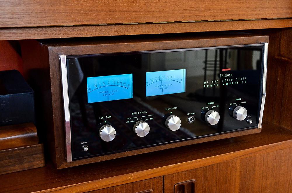 McIntosh 2105 Stereo