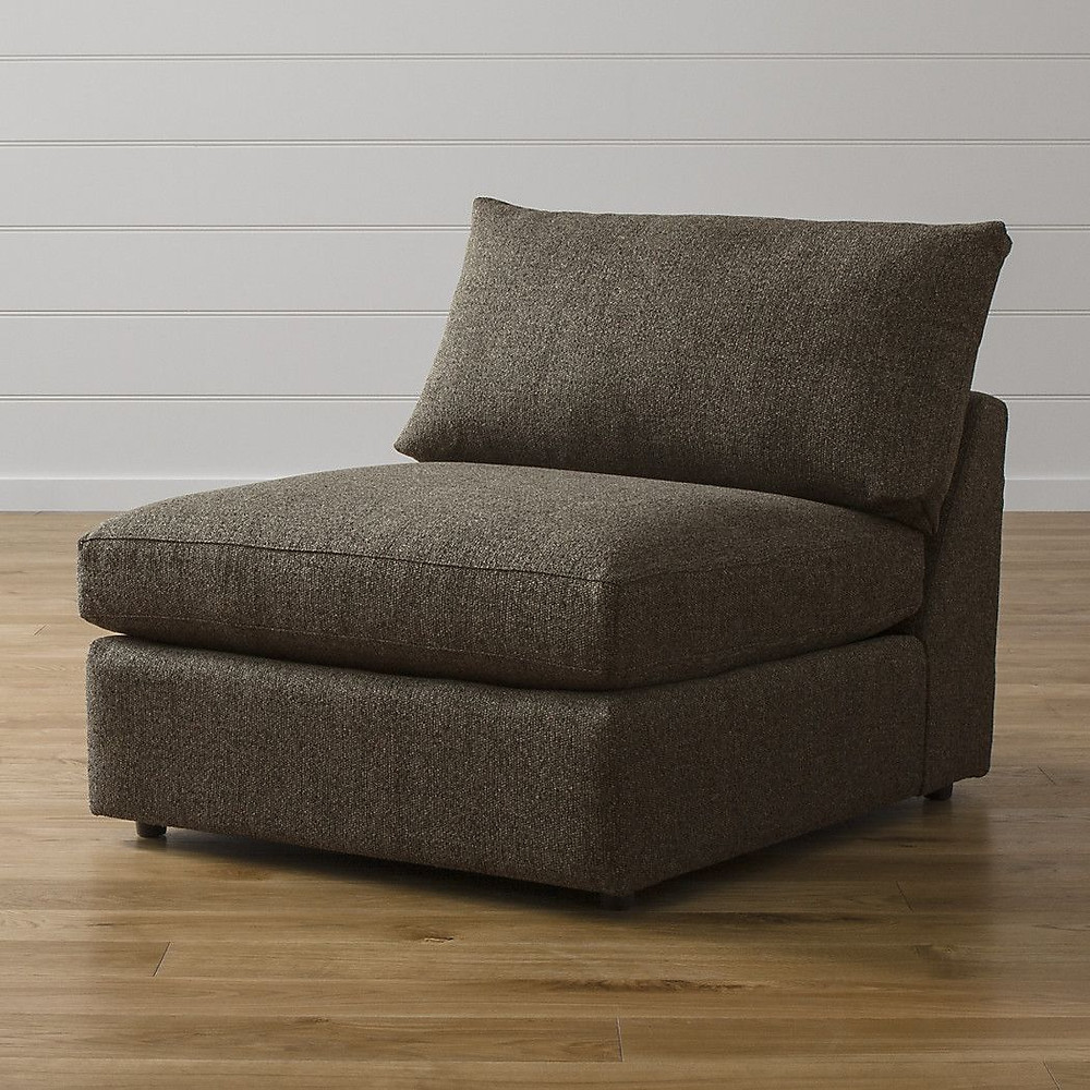 Lounge Arm Chair- Charcoal color from Pinterest Feed