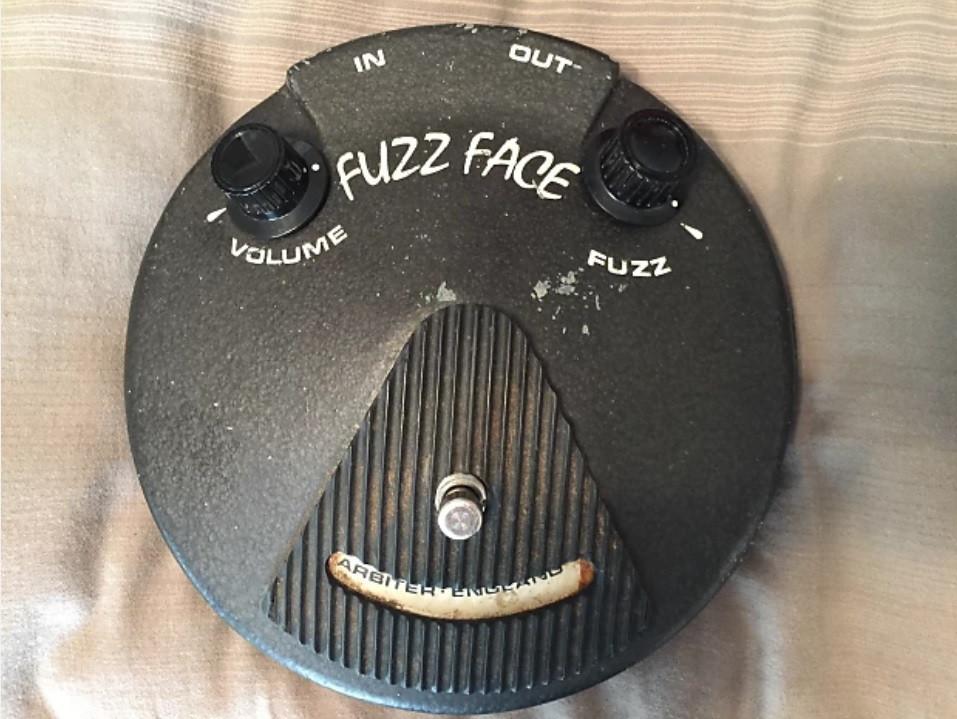 Black Fuzz Face