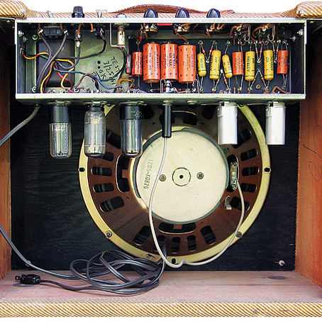 Guitar Amplifier Upkeep: What You Can Do Yourself at Home, and When to Call in a Professional!