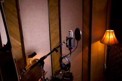 Recording Booth- Manley
