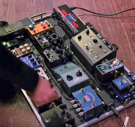Tips on Achieving Stompbox Nirvana: Designing and Building Your Pedalboard!