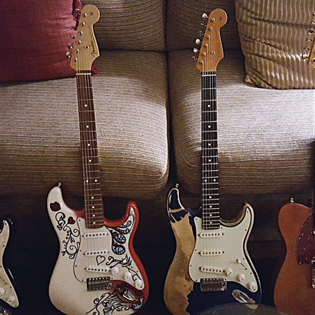 How Playing Different Guitars Can Inspire Your Creativity in Your Guitar Playing!